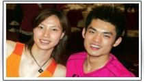 xie_lin_married